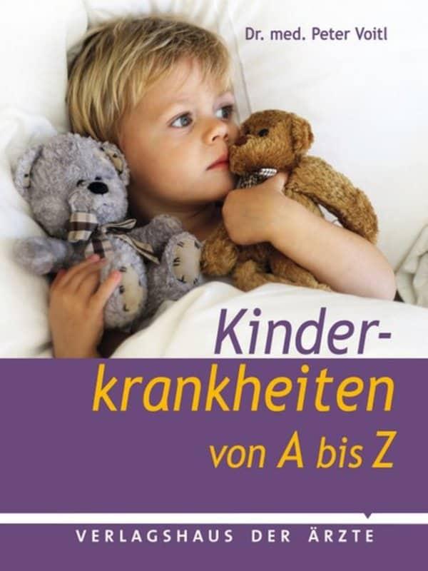 978-3-99052-002-4 Kinderkrankheiten von A - Z